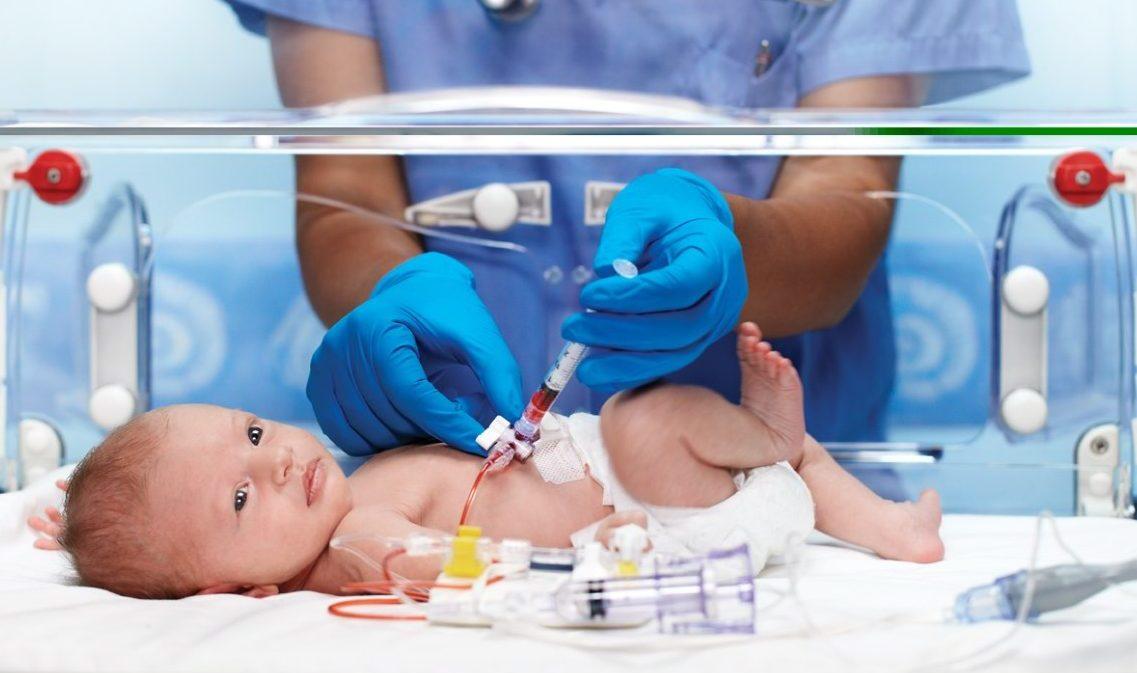 Анемия недоношенных детей