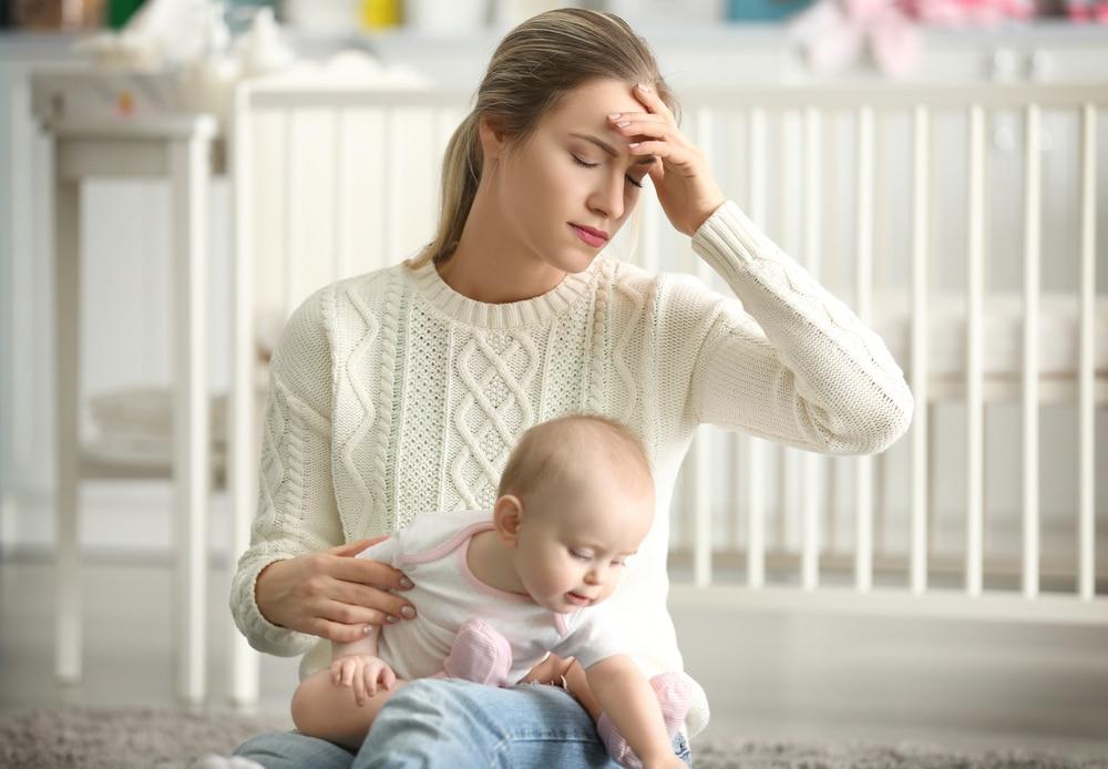 Послеродовая помощь маме