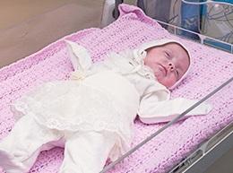 Везем домой недоношенного ребенка