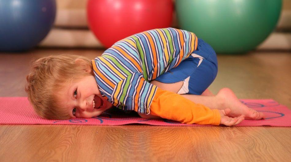 ЛФК для недоношенных детей
