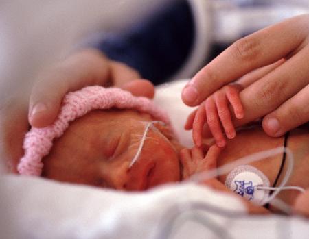 Вы переживали горе, когда родился ваш ребёнок?