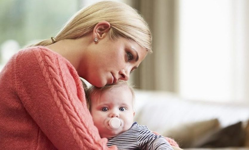 Эмоциональное выгорание после родов:как с ним бороться?