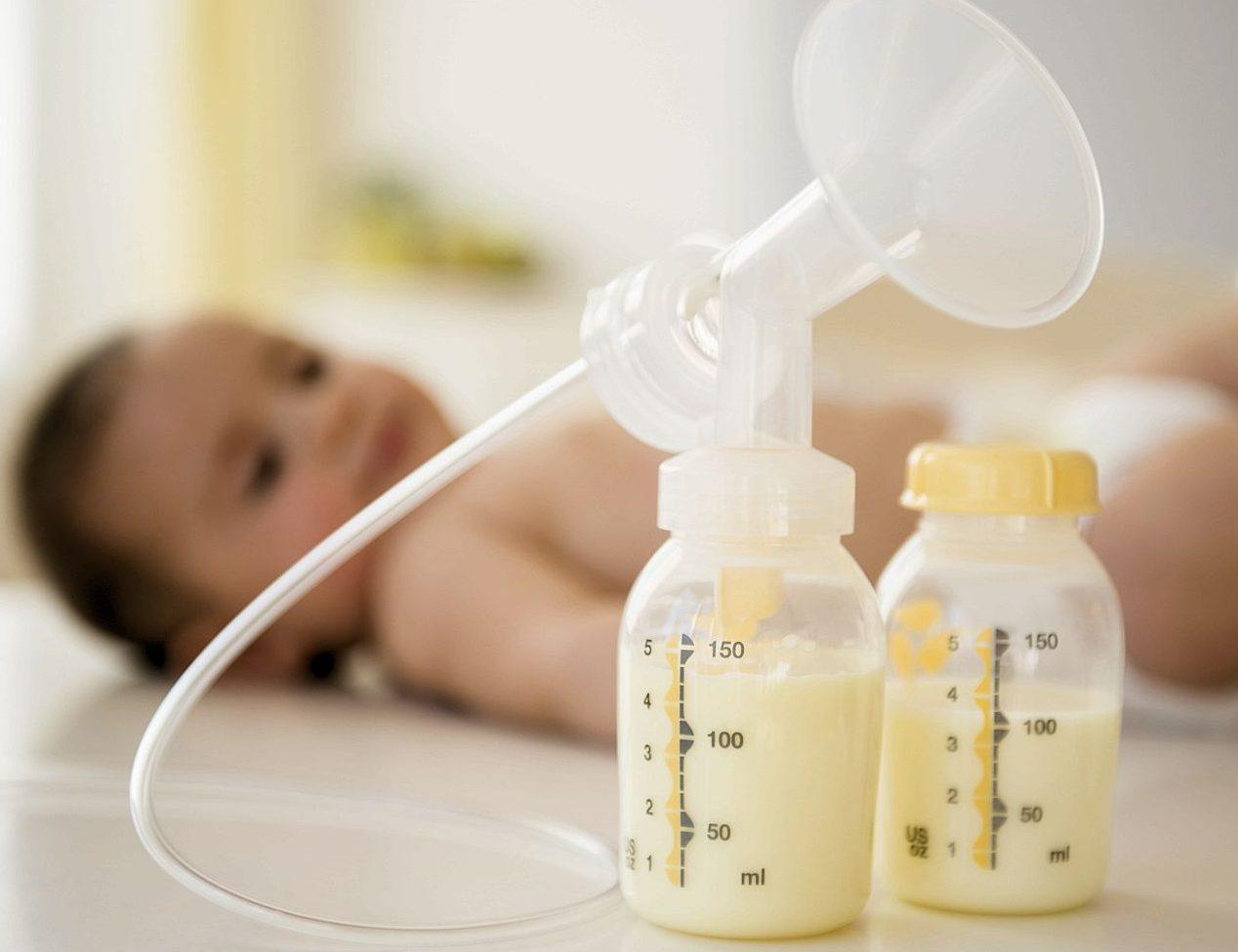 Как сохранить лактацию, пока малыш находится в реанимации?