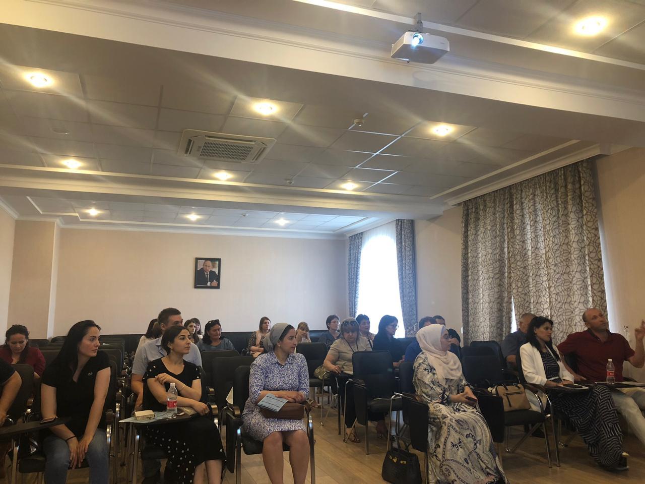 Глава «Право на чудо»Наталья Зоткина выступила на неонатальном форуме в Пятигорске