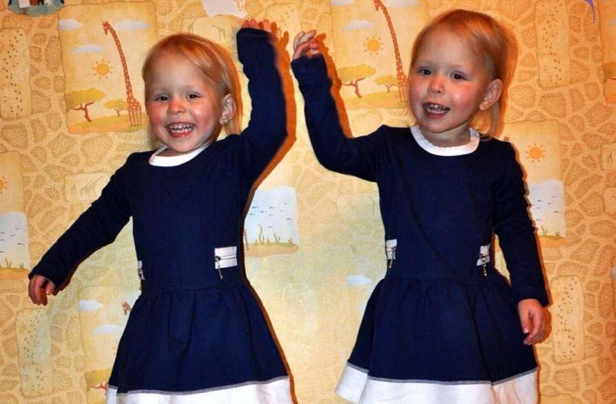 История Вероники и ее дочерей Кристины и Яны
