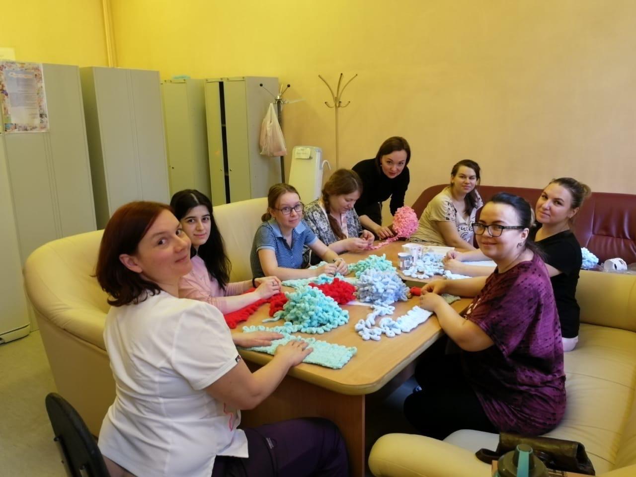 Проект «Мама помогает Маме»!