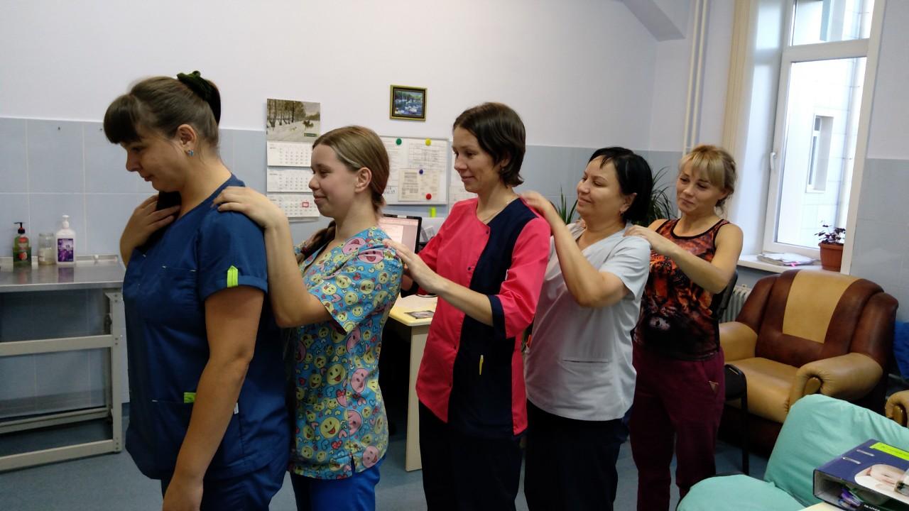 Фонд «Право на чудо» проводит тренинги по профилактике профессионального выгорания среди врачей неонатологов