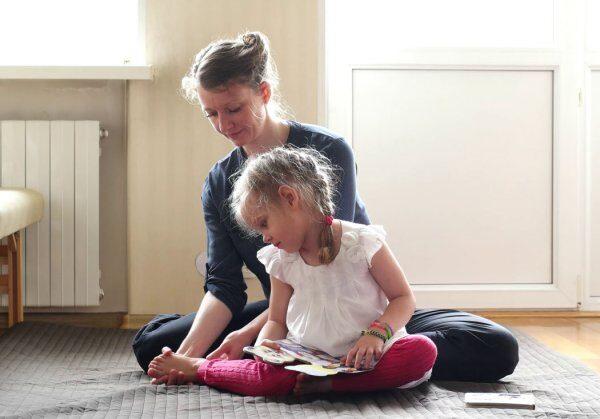 «Право на чудо» организует курс по ранней реабилитации недоношенных детей по методу Фельденкрайза
