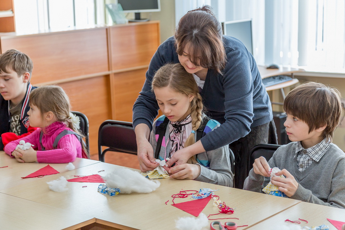 Дети с ОВЗ в школе и детском саду. Опыт семей