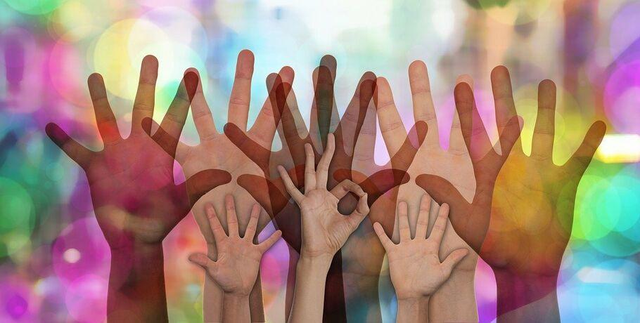 Ищем волонтеров в проект #мненефиолетово!