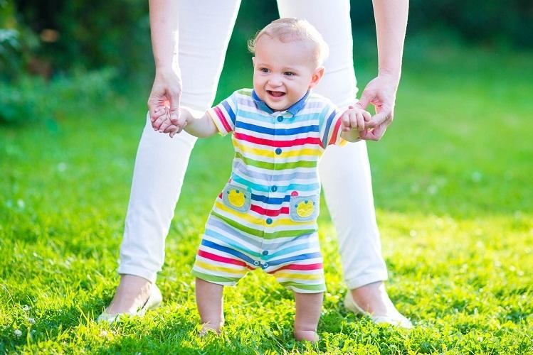 Нормы развития ребенка до года