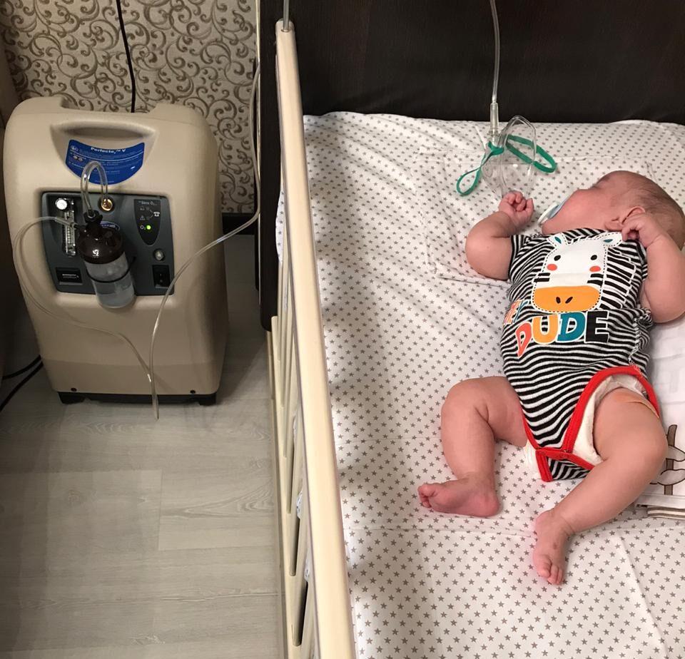Бронхолегочная дисплазия и кислородная зависимость у недоношенных детей